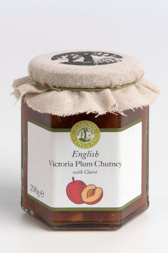 Victoria Plum Chutney A