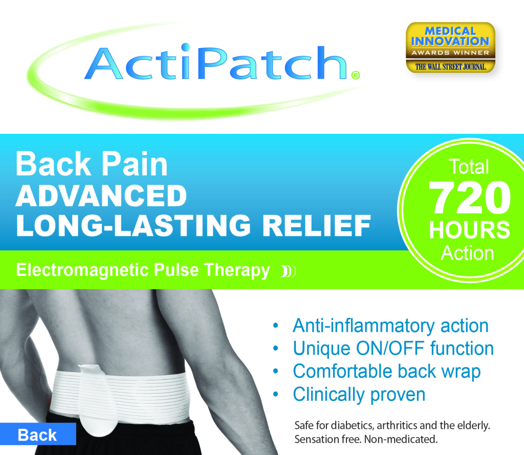 ActiPatch BACK Box - Boots UK