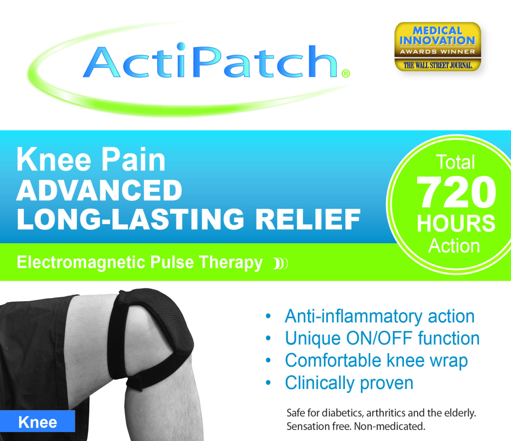 ActiPatch KNEE Box - Boots UK.