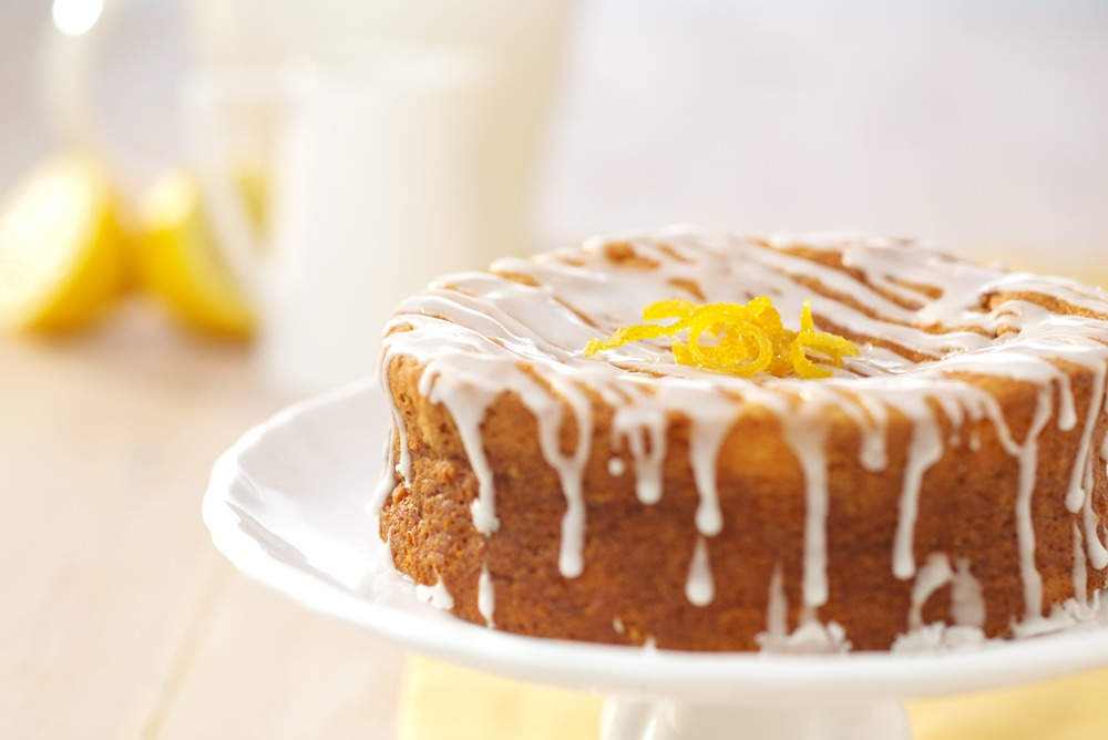 Icing For Lemon Drizzle Cake Recipe