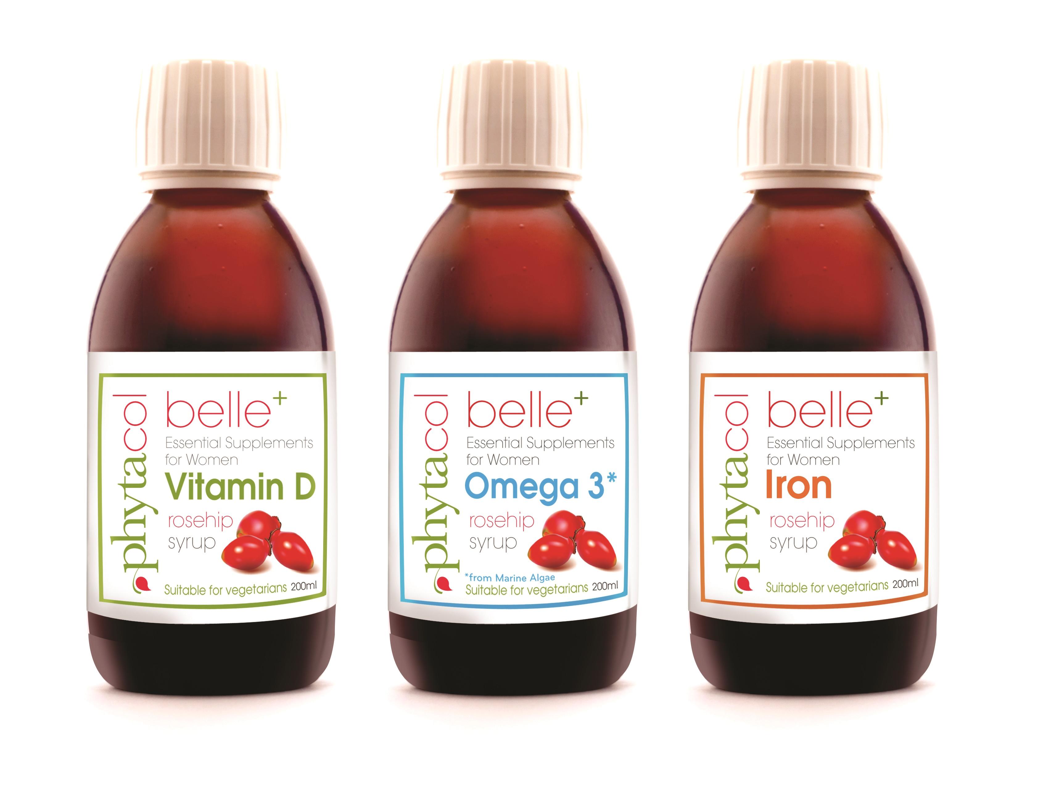 BELLE+ Rosehip Syrup