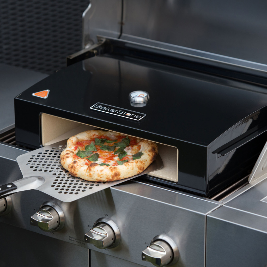 bakerstone pizza oven box sloan magazine. Black Bedroom Furniture Sets. Home Design Ideas