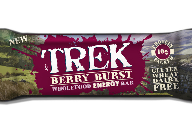 TREK Protein Energy Bars