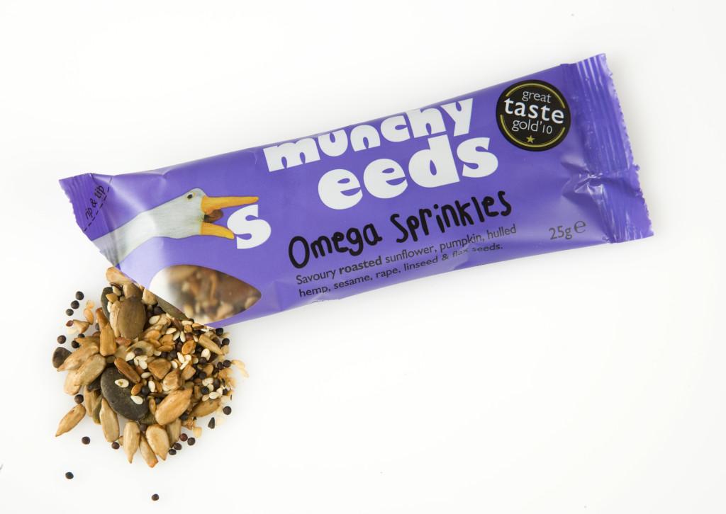Omega Sprinkles 25g 3MB