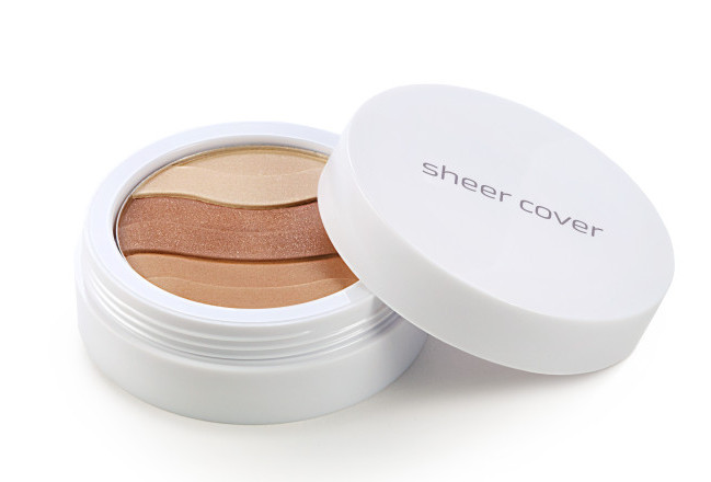 Sheer Cover Studio Sun-Kissed Bronzing Minerals