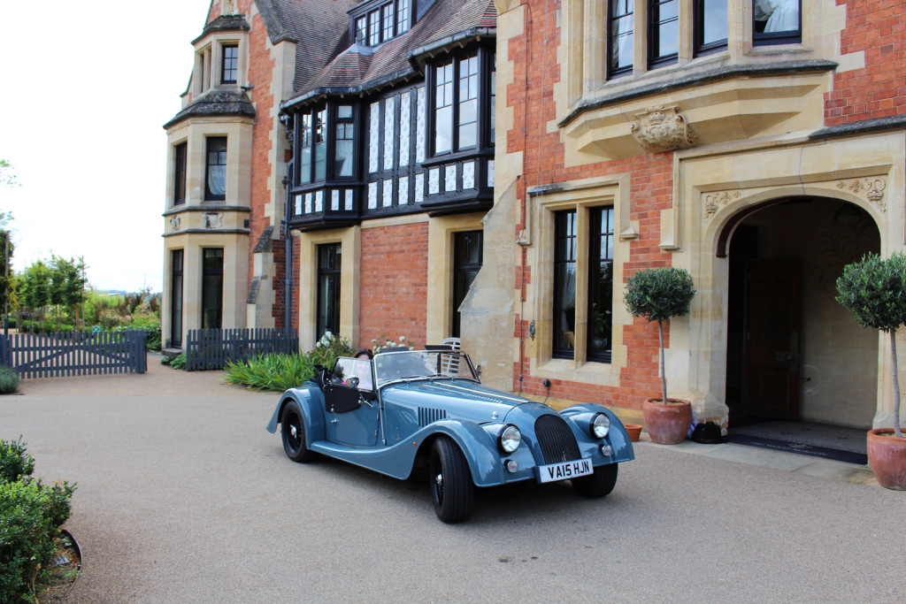 Morgan V6 Roadster Driving Experience - SLOAN! Magazine