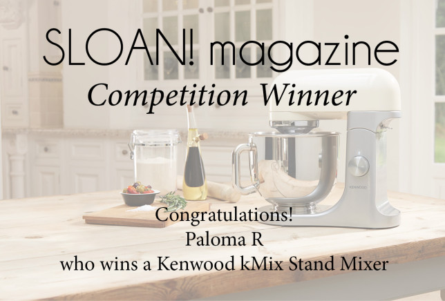 Kenwood kMix Winner