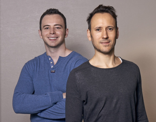Aidan & Glen are the founders of The Sirtfood Diet ©HalShinnie