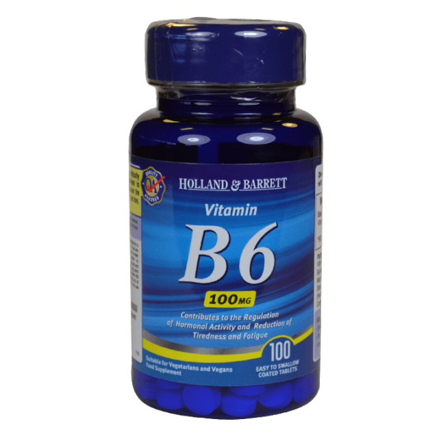 Can you take vitamin b6 with clomid