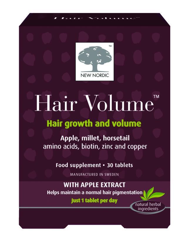 hair volume will not only help to maintain a normal hair growth cycle ...