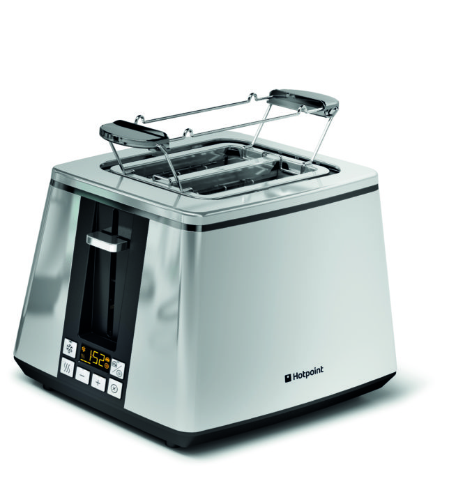 Win hotpoint ultimate collection sloan magazine for Tostapane bodum