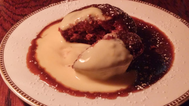 Trading House Pudding