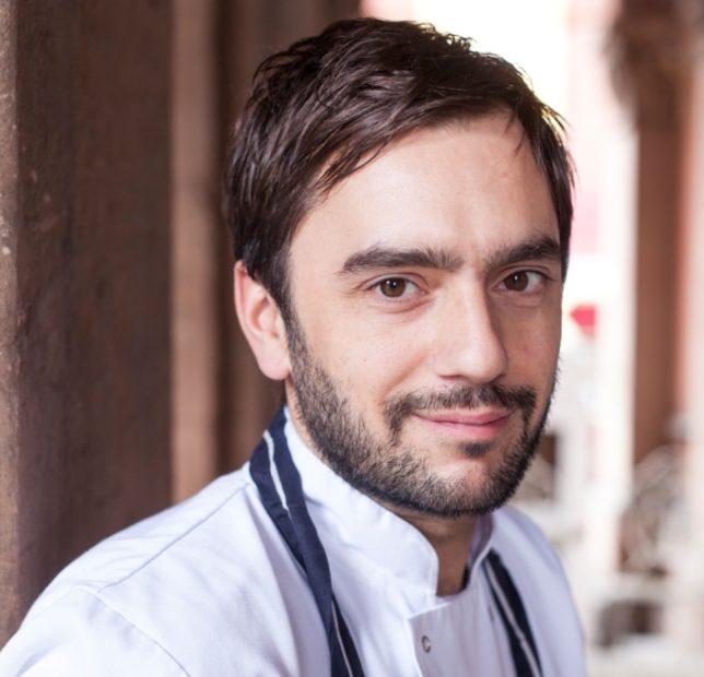 Head Chef Daniel Howes