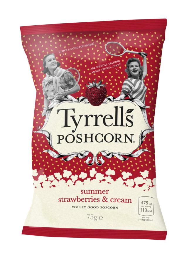 LR Tyrrells Strawberries & Cream