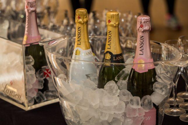 La Martina HPC Event Champagne Lanson