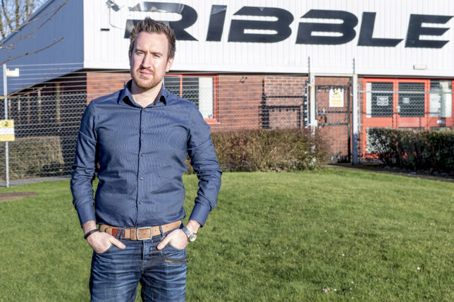 Matthew Lawson, Chief Marketing Officer at Ribble Cycles
