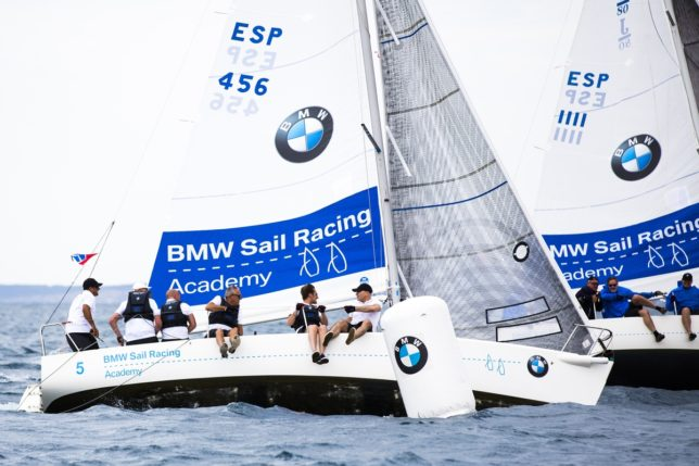 BMW Sail Racing Academy ©Pedro Martinez