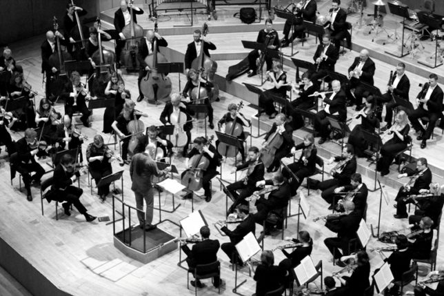 The Welsh National Opera Orchestra