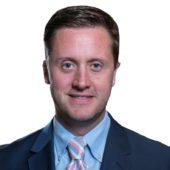 Matthew Fitzpatrick, consultant podiatrist from the College of Podiatry