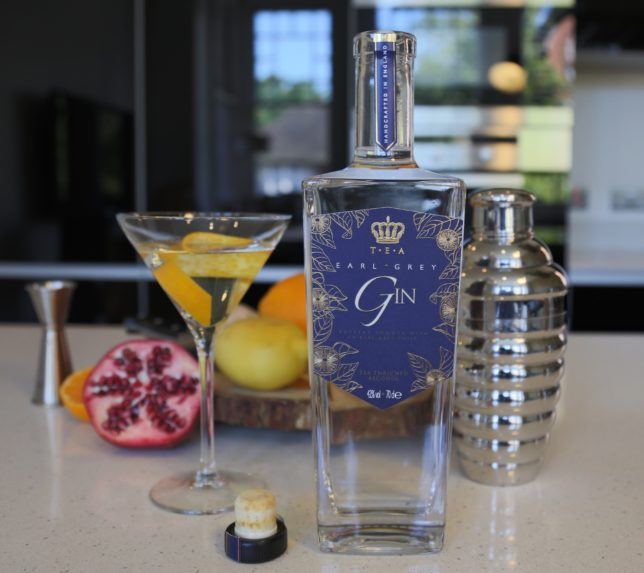 Earl Grey Gin 70cl
