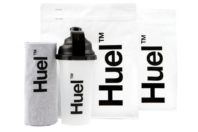 Huel New Pouches