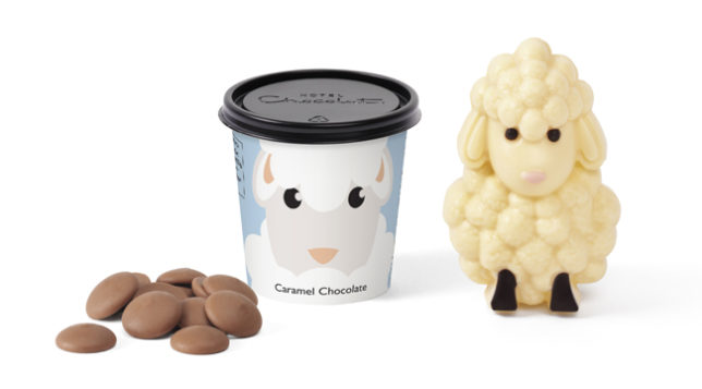 Sloan easter gift guide sloan magazine new this year to the hotel chocolat easter collection are the easter pen pal characters including woolliam 650 a hollow white chocolate lamb which negle Gallery