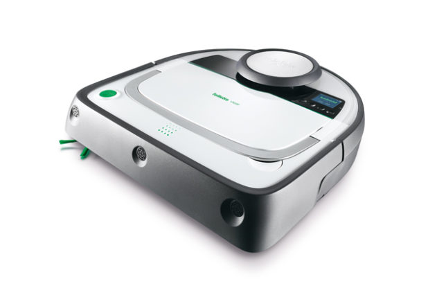 vorwerk kobold vr200 robot vacuum cleaner sloan magazine. Black Bedroom Furniture Sets. Home Design Ideas