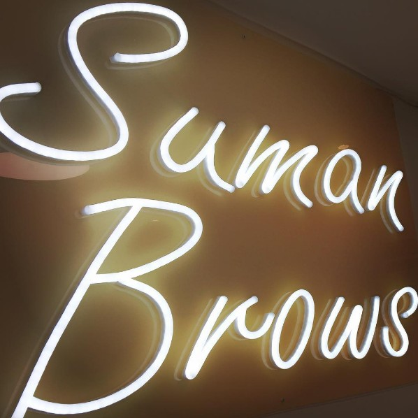 SumanBrows - SLOAN! Magazine