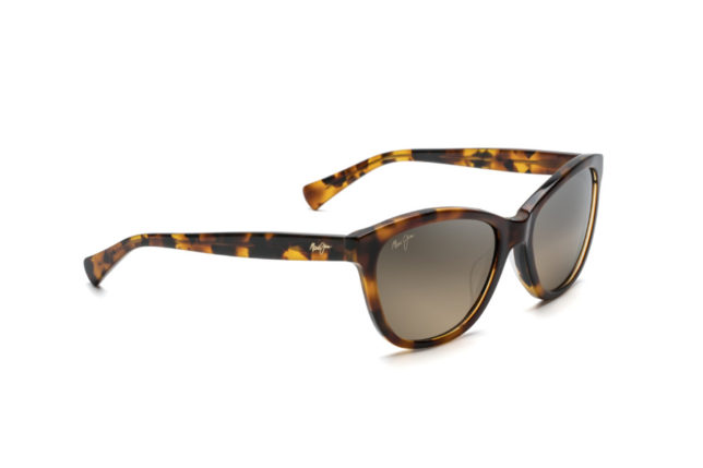 1117bf8b5eef Named after the lily-like tropical plant with large colourful leaves and  showy flowers, Maui Jim's Canna sunglasses have a pronounced feminine  appeal with ...