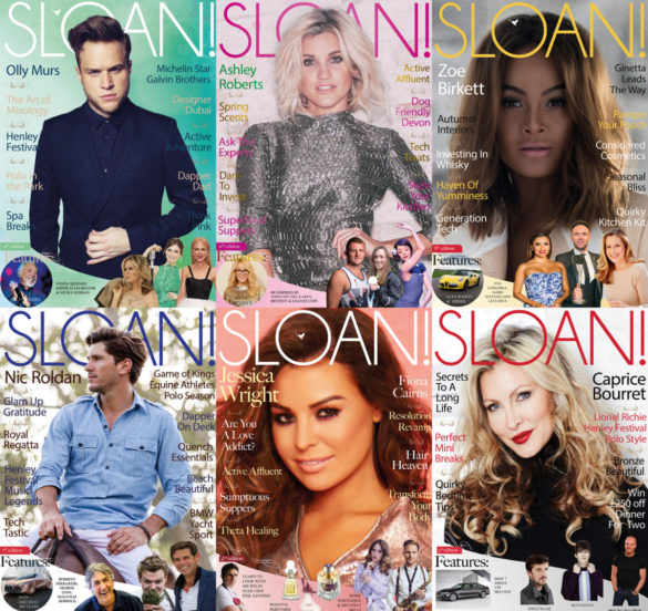SLOAN Magazines