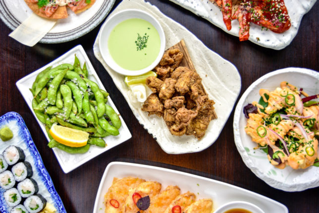 Situated on the King's Road and Marble Arch, the tapas-style restaurants  are launching a bottomless brunch every Saturday inspired by Japanese  flavours ...