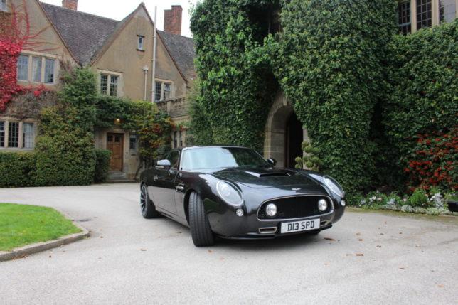Behind The Wheel: £744K Speedback Silverstone Edition