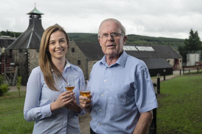 The Balvenie Single Malt Whisky