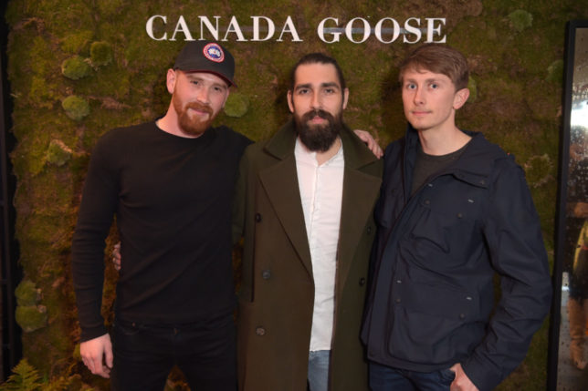 canada goose parka harvey nichols