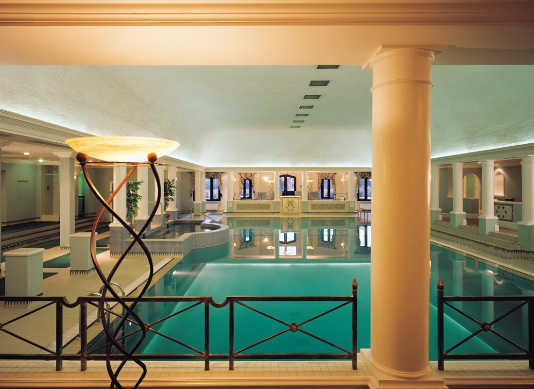 Hanbury Pool