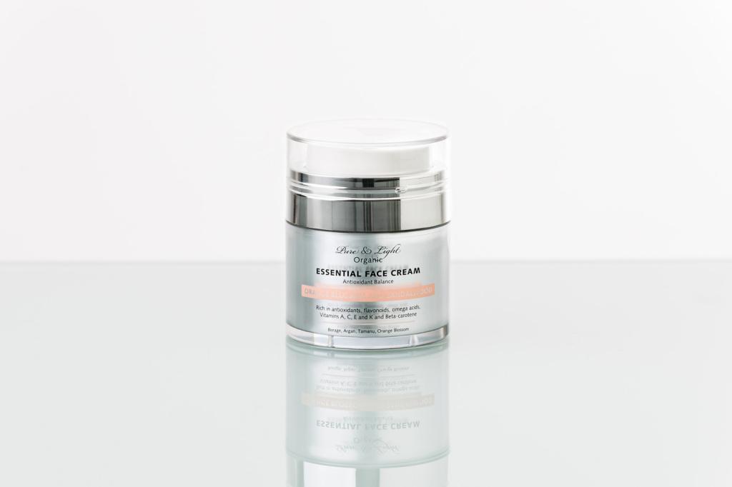 essential face cream