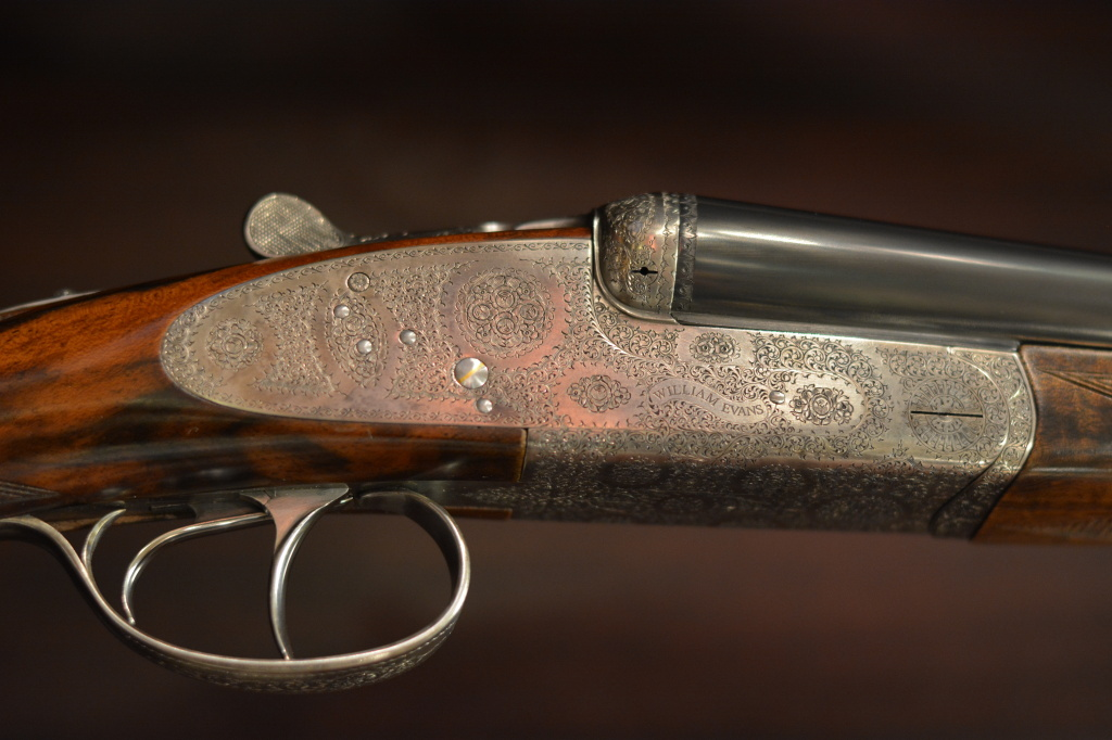 Connaught shotgun