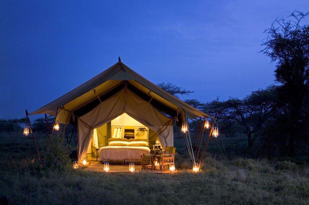 Hartley's Safaris - Tent