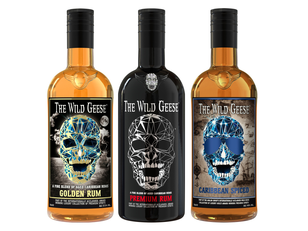 The Wild Geese Rum