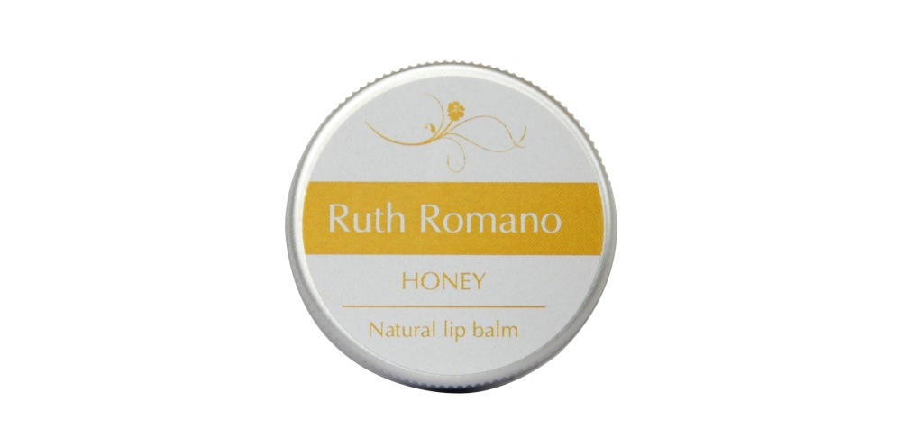 Ruth Romano Natural Honey Lip Balm