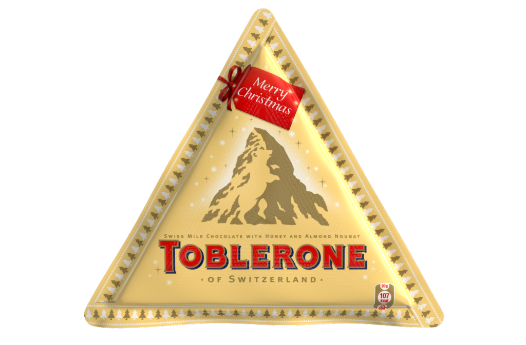 Toblerone 60g X14 FRONT HiRes