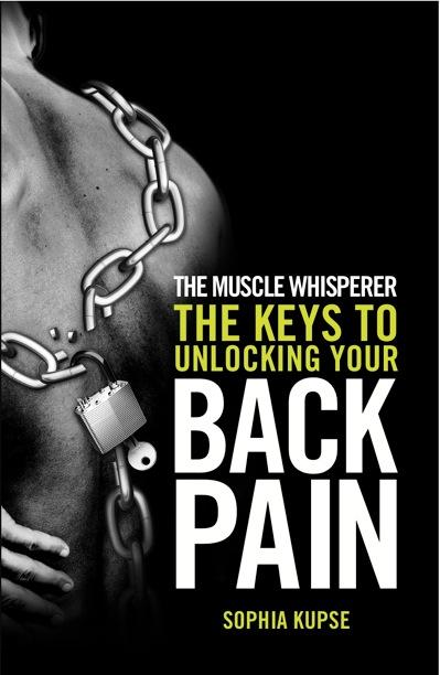 Sophia Kupse Muscle Whisperer Front Cover