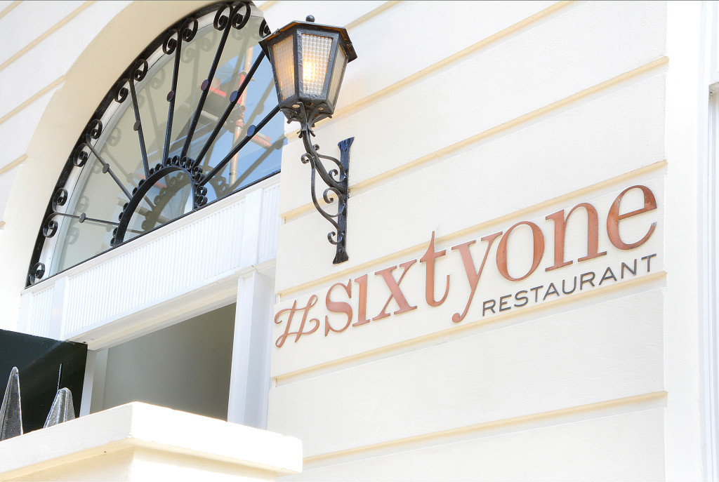 Sixtyone Restaurant & Bar