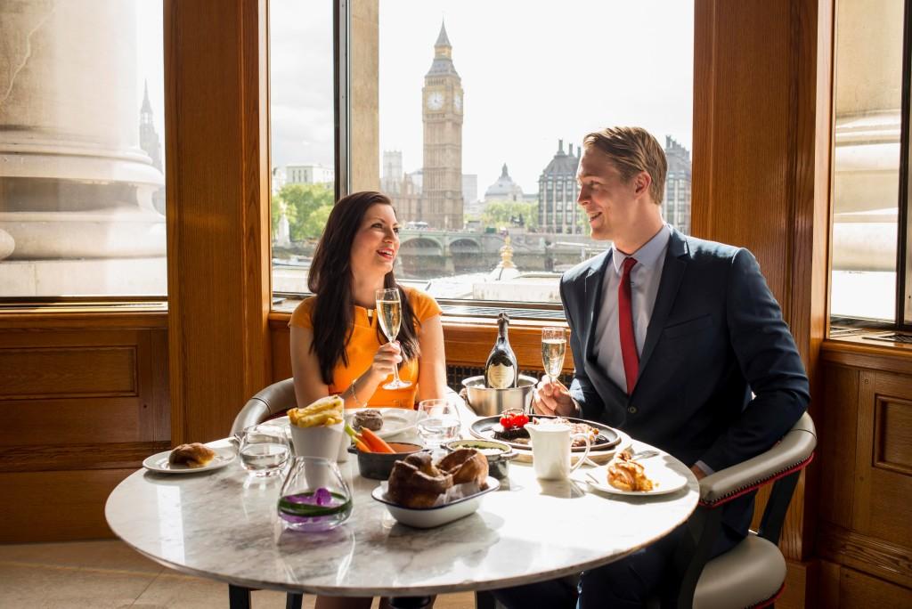Gillrays Big Ben Couple