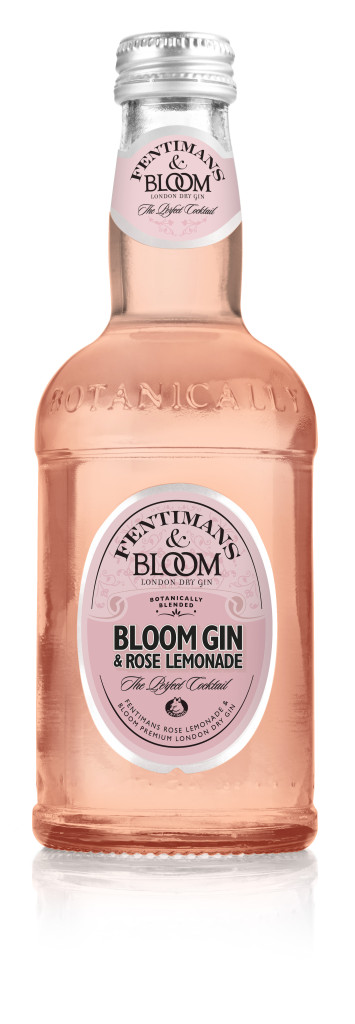 BLOOM GIn & Rose Lemonade