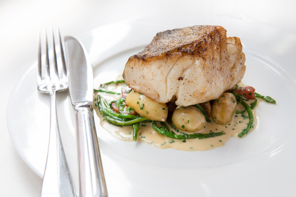 Cod with samphire, jersey royals 3_108 Brasserie_150dpi