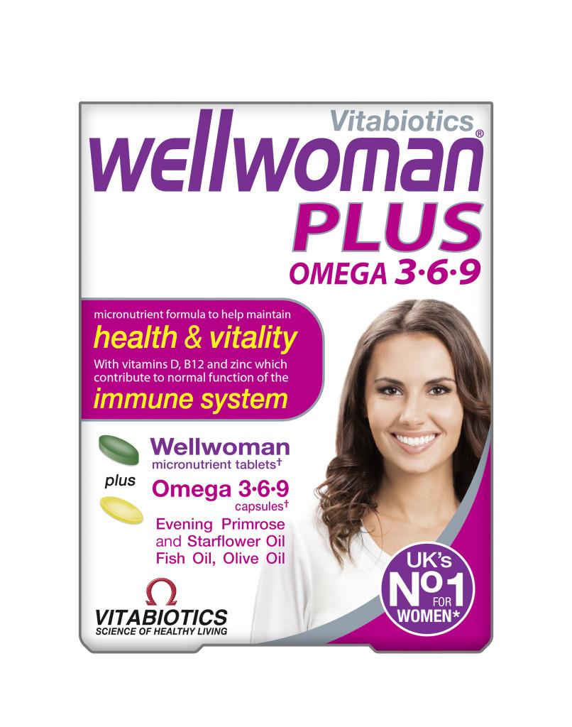 Vitabiotics Plus Omega 3 6 9 Sloan Magazine