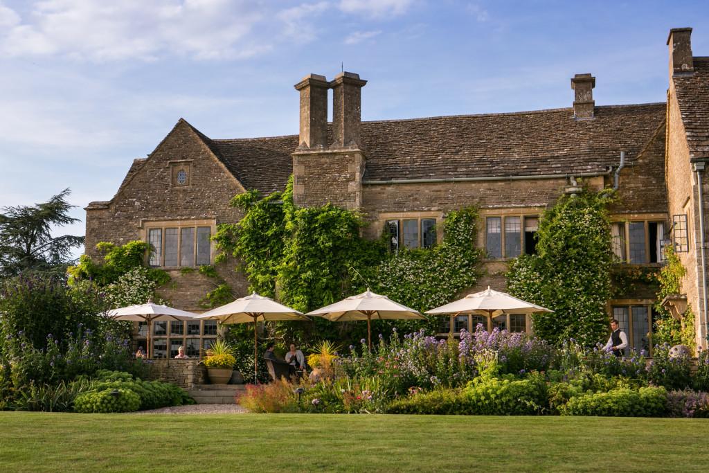 Whatley Manor Hotel & Spa SLOAN Magazine