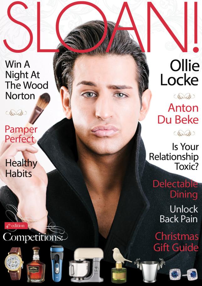 SLOAN Magazine October 2015 Twitter Spread