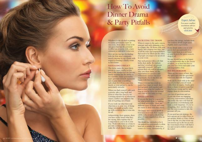 SLOAN Magazine October 2015 Sloan Sheridan-Williams Expert Advice